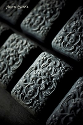 St Florian Soap - Black by Auntie Clara's