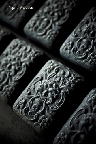 St Florian Soap - Black by Auntie Clara's