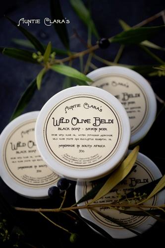 Wild Olive Beldi Soap by Auntie Clara's