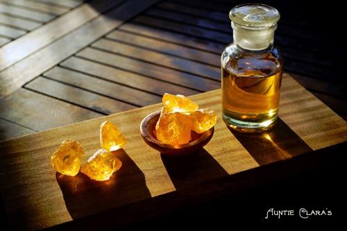 Gum Rosin and Tall Oil Fatty Acids
