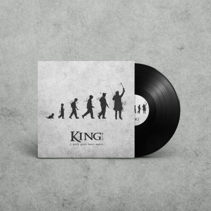 King 810 - cover single for 'i aint going back again' Michigan based metal band King 810