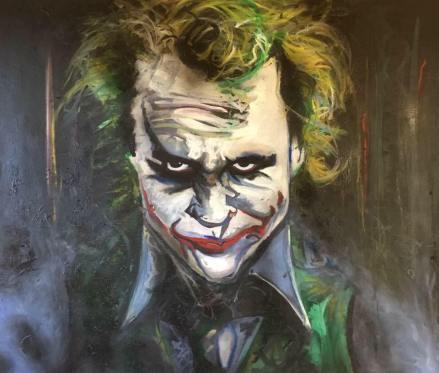 The Joker Ben Sims
