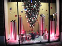 Learning from the professionals: Holiday Window Ideas for ...