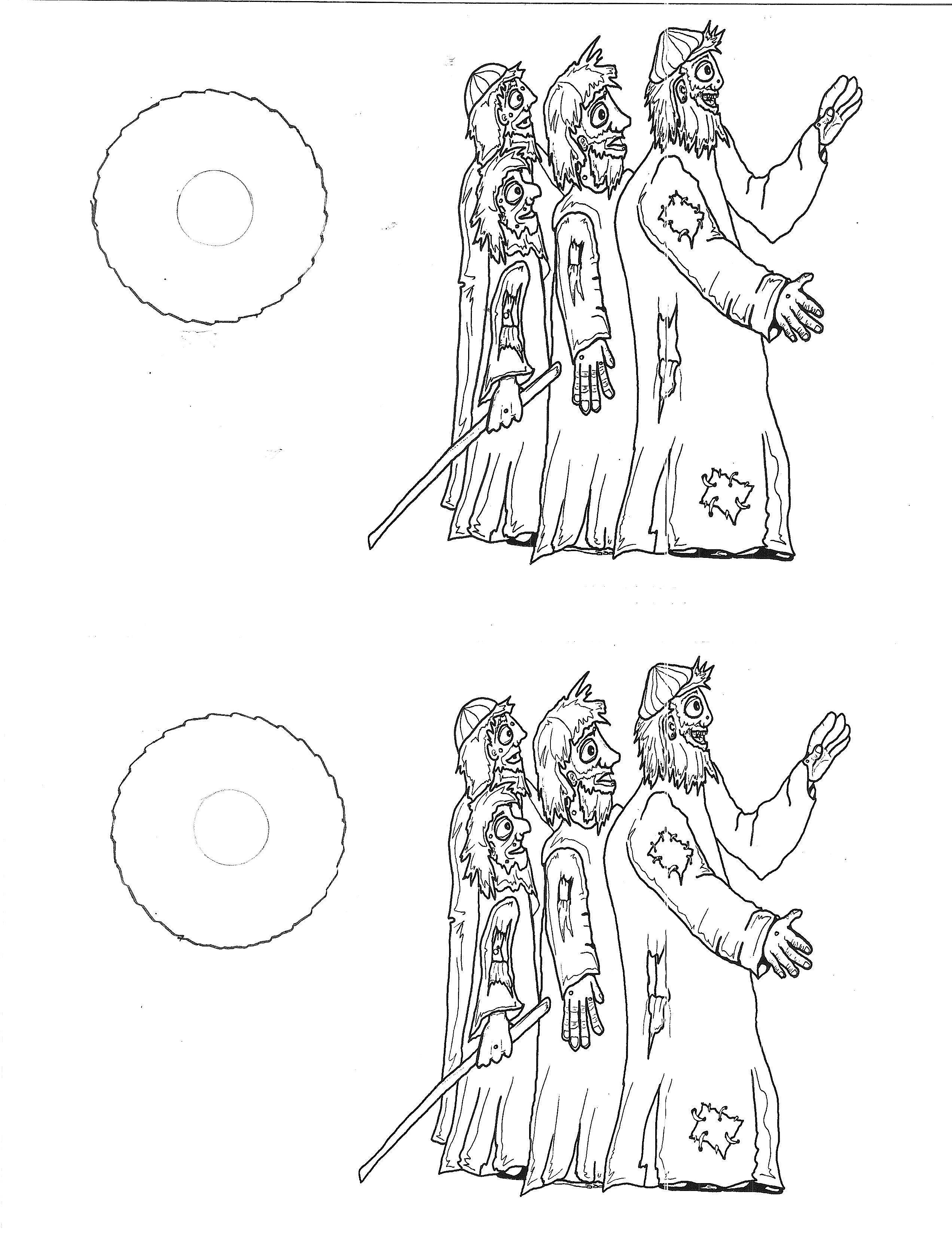 Free coloring pages of naaman worksheet