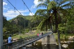 Swing bridge number one
