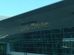 Good-bye Middle of Middle-Earth!