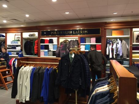 Ralph Lauren section of House of Fraser, Meadowhall