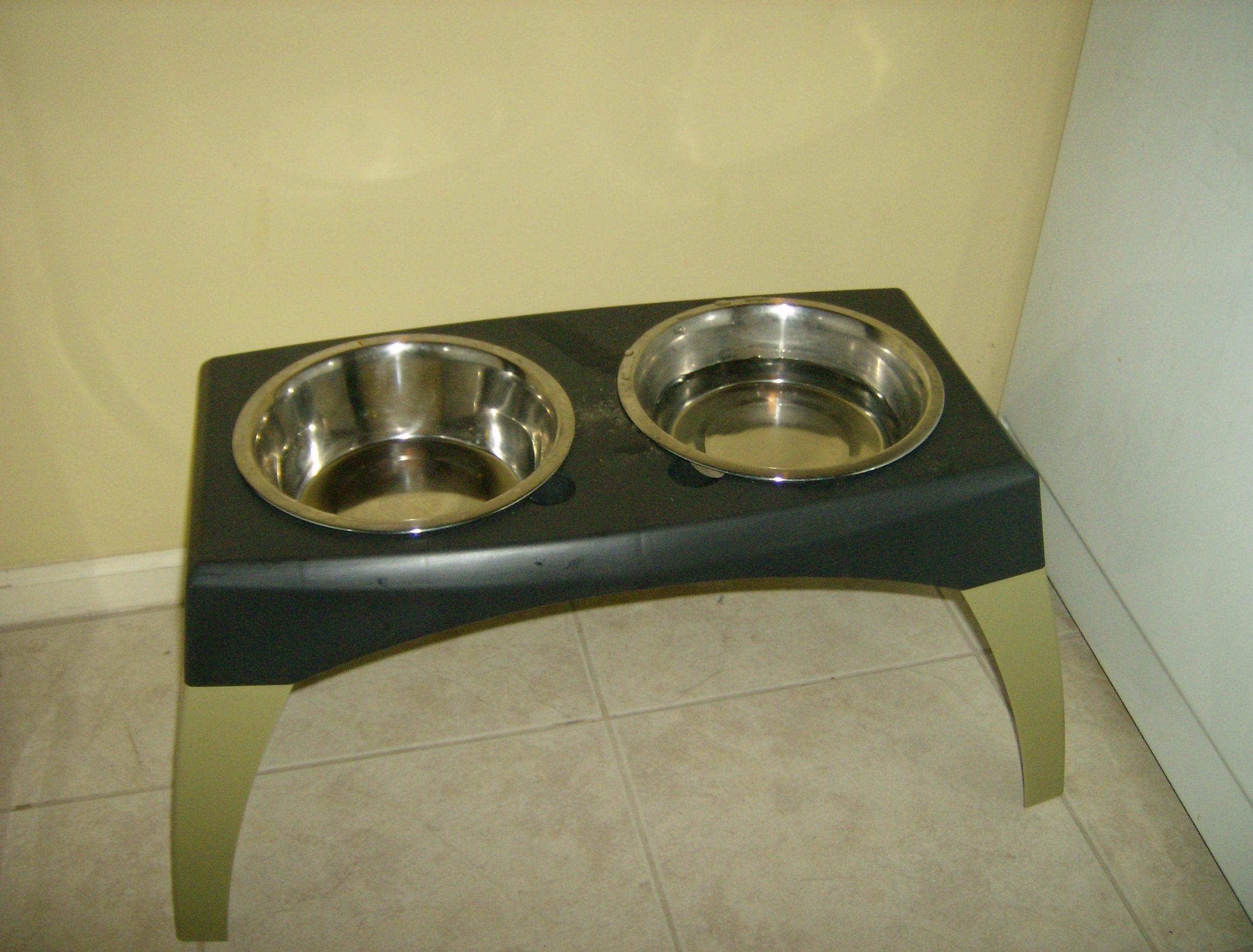 auntie stress dog bowl