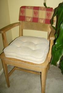 auntie stress chair