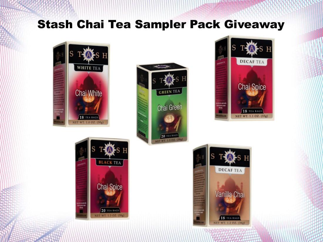 auntie stress Stash Chai tea