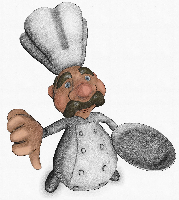 auntie stress chef