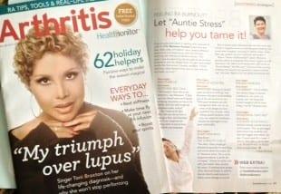 auntie stress health monitor magazine