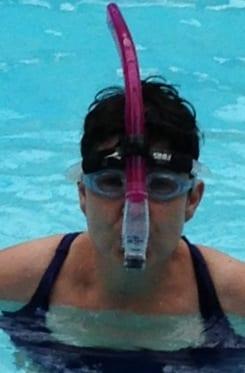 Auntie Stress - snorkel