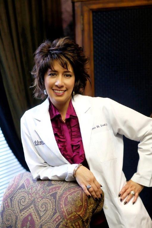 Auntie Stress - Dr Liza Leal
