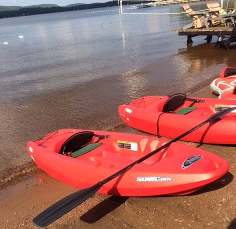 auntie stress kayaks