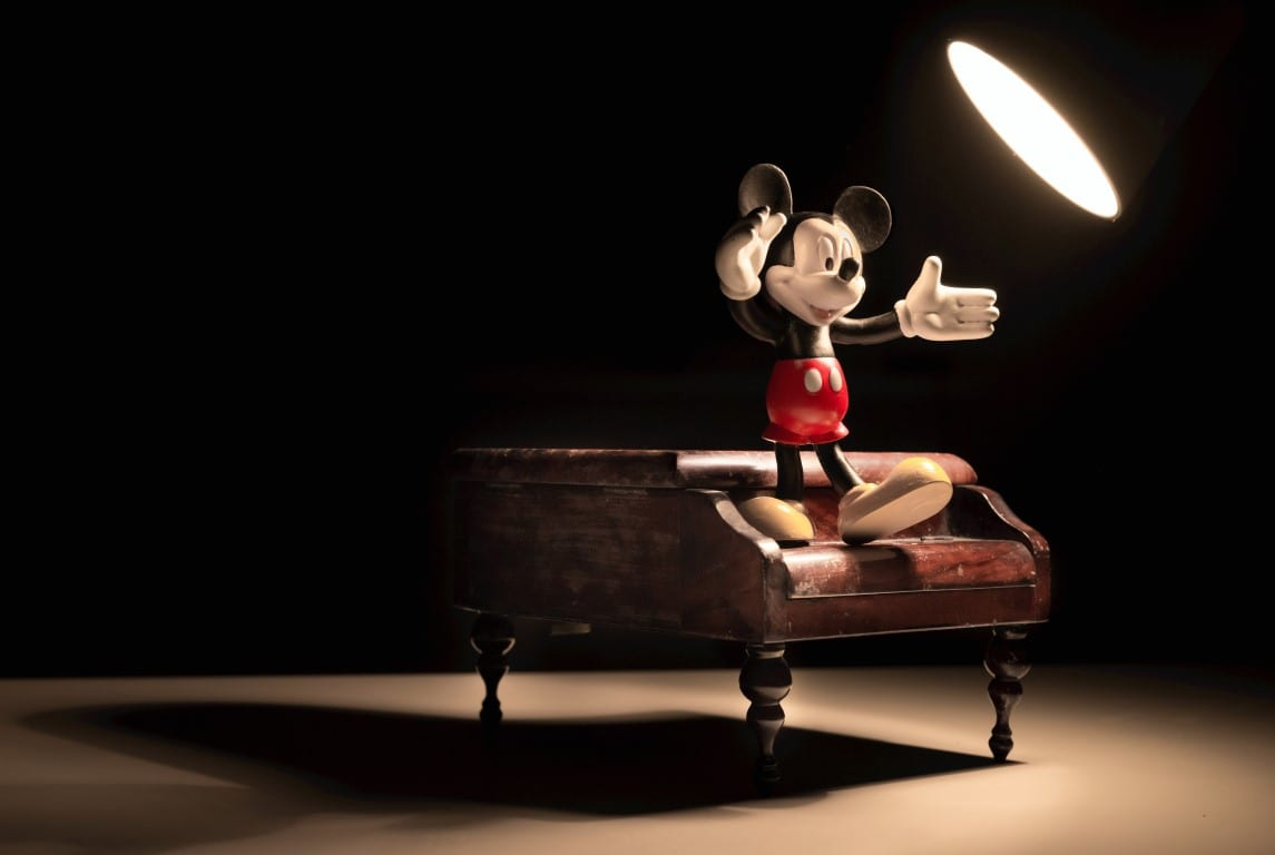 auntie stress mickey mouse
