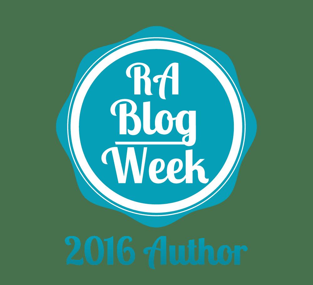 auntie stress ra blog week 2016 author