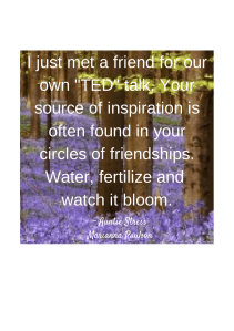 Your Circles of Friendships