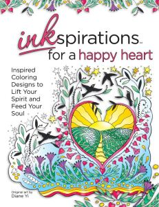 Book Giveaway: Inkspirations for a Happy Heart