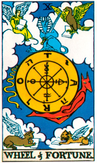 The 'traditional' Meanings Of The Tarot Cards, Part 2