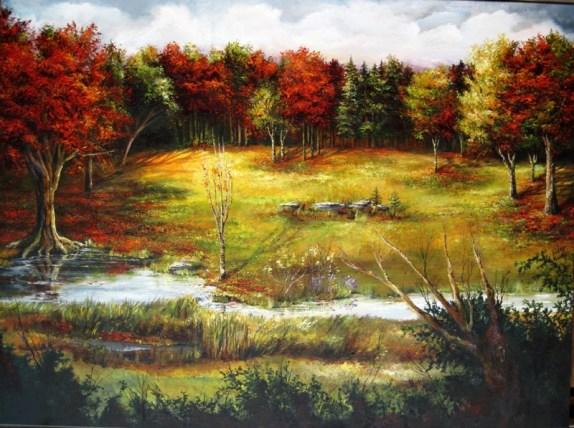 Field of Autumn