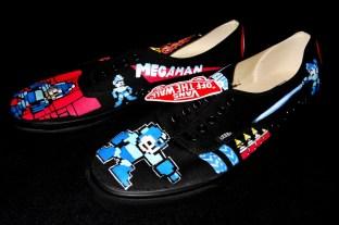 Mega Man Retro art