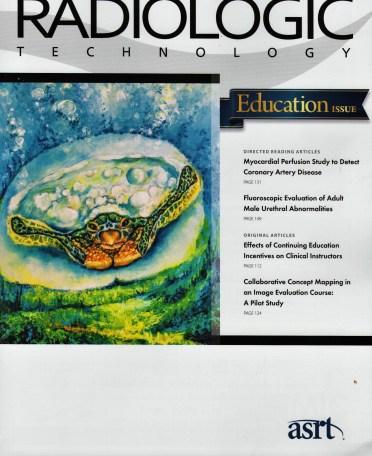 November 2018 Cover art ASRT Sea Turtle CT