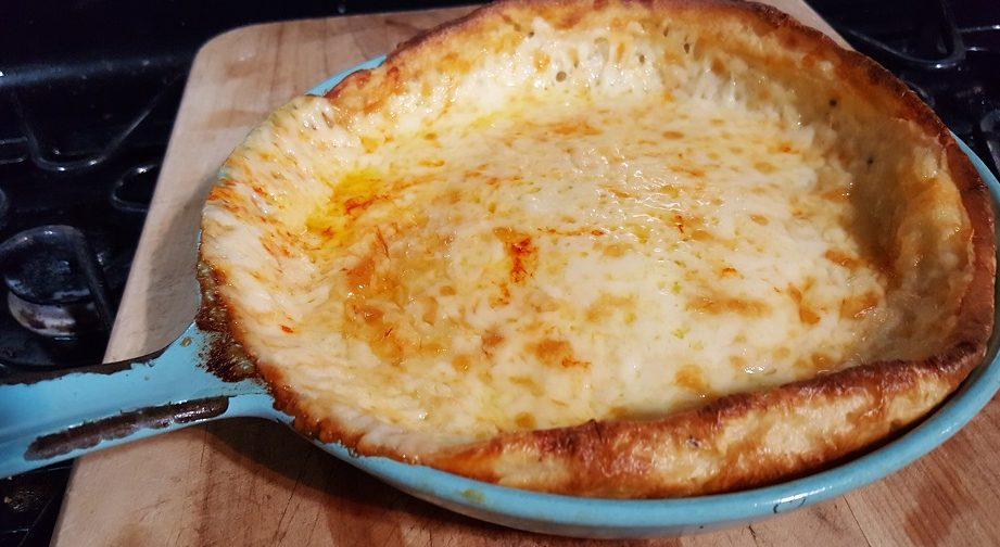 Mom's Cheese Sandwich Pie