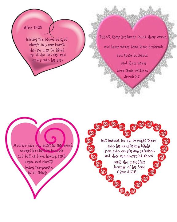 Scripture Heart Attack Aunty Bears Blog