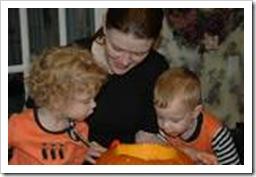 halloween au pair pumpkin carving advice