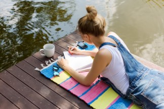 Au Pair writing letter of reference
