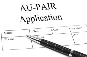 Au Pair Application