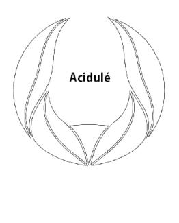 Acidulé