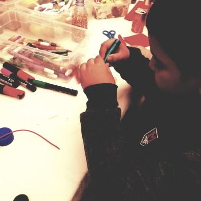 Atelier maracas