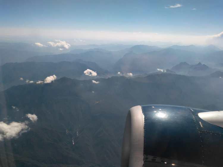 Avion Mexique