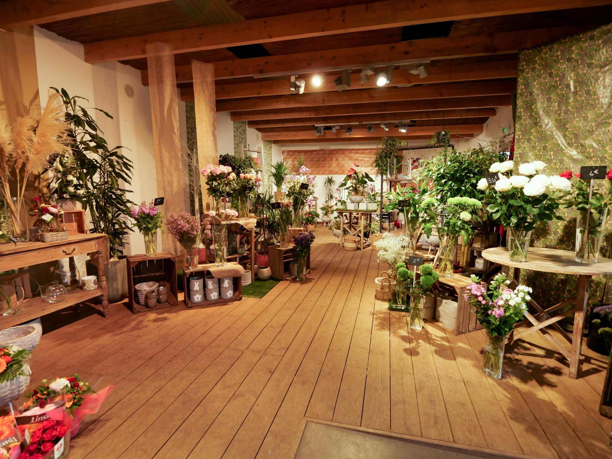 Espace des fleurs Au Pouvoir des Fleurs Morlaix