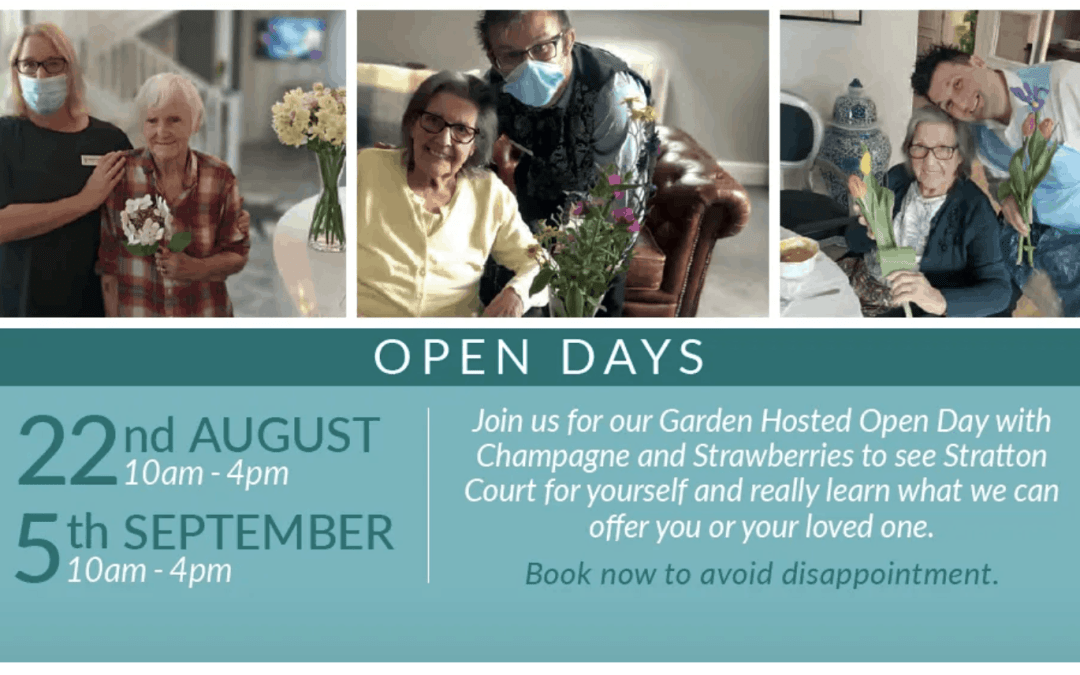 Stratton Court Open Weekend September