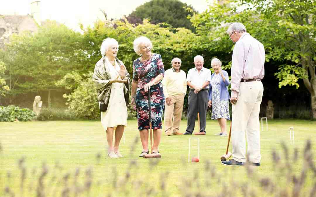 Finding Activities For People to Enjoy In Later Life