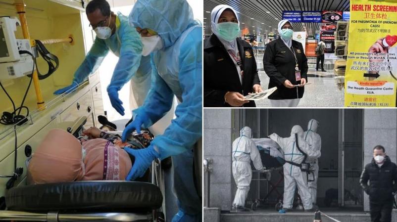 4 Disyaki Dijangkiti Virus Corona di Malaysia