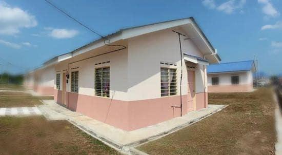 Borang Permohonan Rumah Program Perumahan Rakyat Termiskin (PPRT) 1