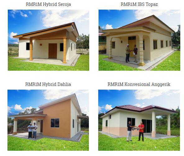 Permohonan Rumah Mesra Rakyat (RMR1M) 2020 Online