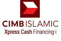 Pinjaman Peribadi Gaji Rendah CIMB Xpress Cash