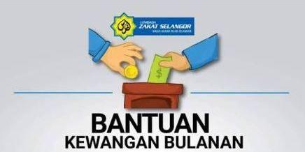 Permohonan Bantuan Zakat Selangor (Bantuan Khas Covid-19)