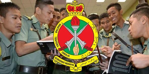 Syarat-Syarat Kemasukan Maktab Tentera Diraja (MTD) 2020
