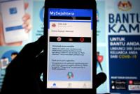 Cara Tebus RM50 e Wallet Guna Mysejahtera Apps