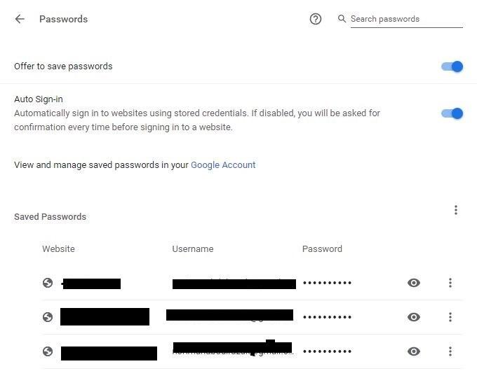 Teknik Recover Password Google Dengan Mudah
