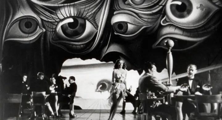 Hitchcock, Dalí & Rósza: quando le tre arti definirono l'estetica del sogno