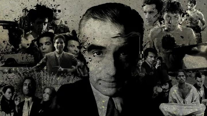 Martin Scorsese - Composizione realizzata da Myles Cain su Deviant Art