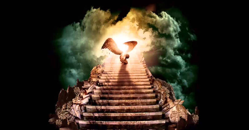 The true meaning of Led Zeppelin's Stairway to Heaven
