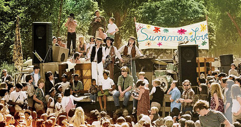 Peace, Love and Music: l'irripetibile Summer Of Love del 1967
